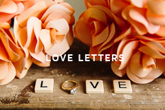 LoveLetters - Sarah Whyte Photography